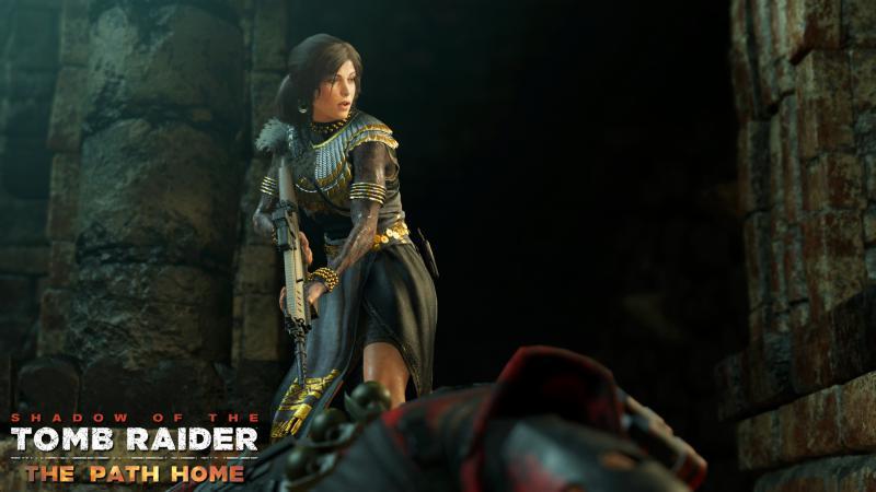 Shadow of the Tomb Raider фото 2