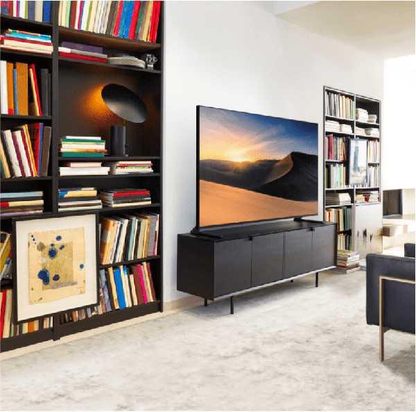 Телевизор QLED Samsung с искусственным интеллектом фото 3