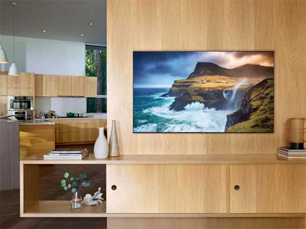 Телевизор QLED Samsung с искусственным интеллектом фото 4