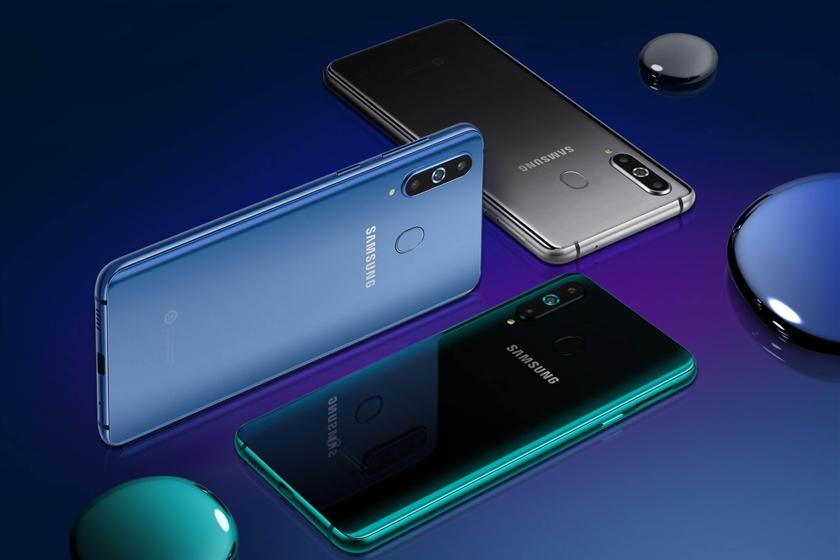 Samsung Galaxy M40 фото 2