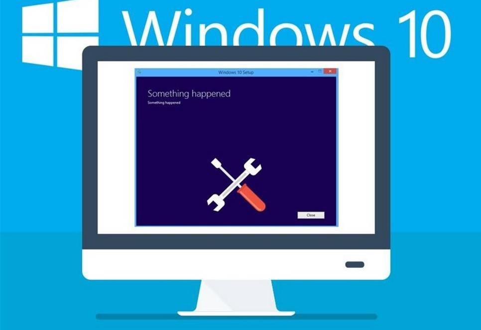 После установки обновления Windows 10 не запускается