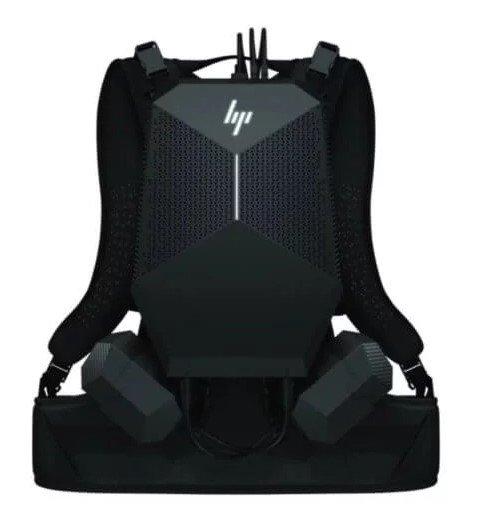 HP VR Backpack G2 фото 3