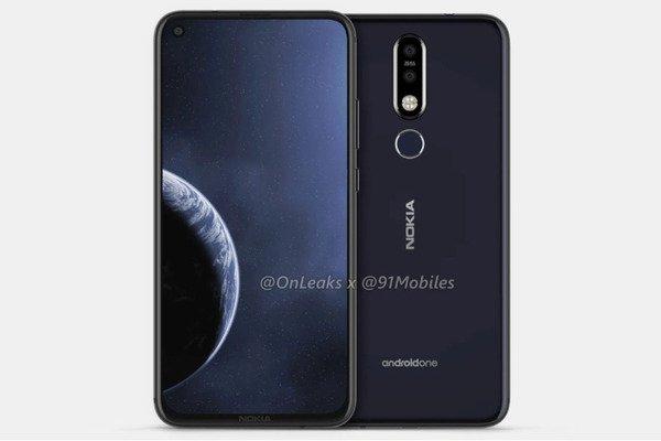 Смартфон Nokia 5.2 и Nokia 6.2