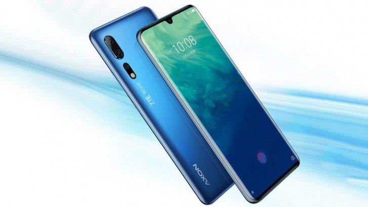 ZTE смартфон 5G