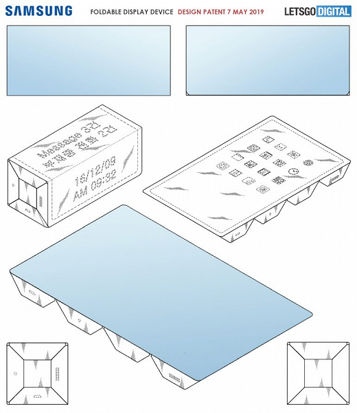 Планшет Samsung Display