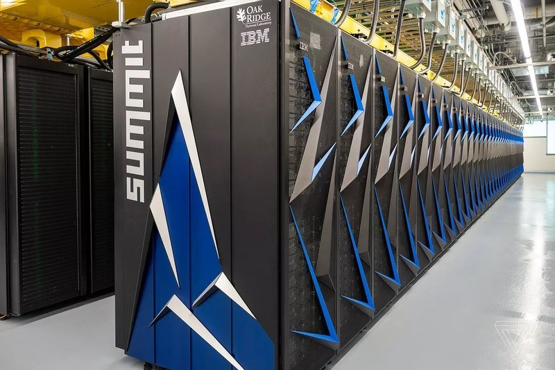 Суперкомпьютер фото 3
