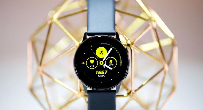 Смарт-часы Galaxy Watch Active 2