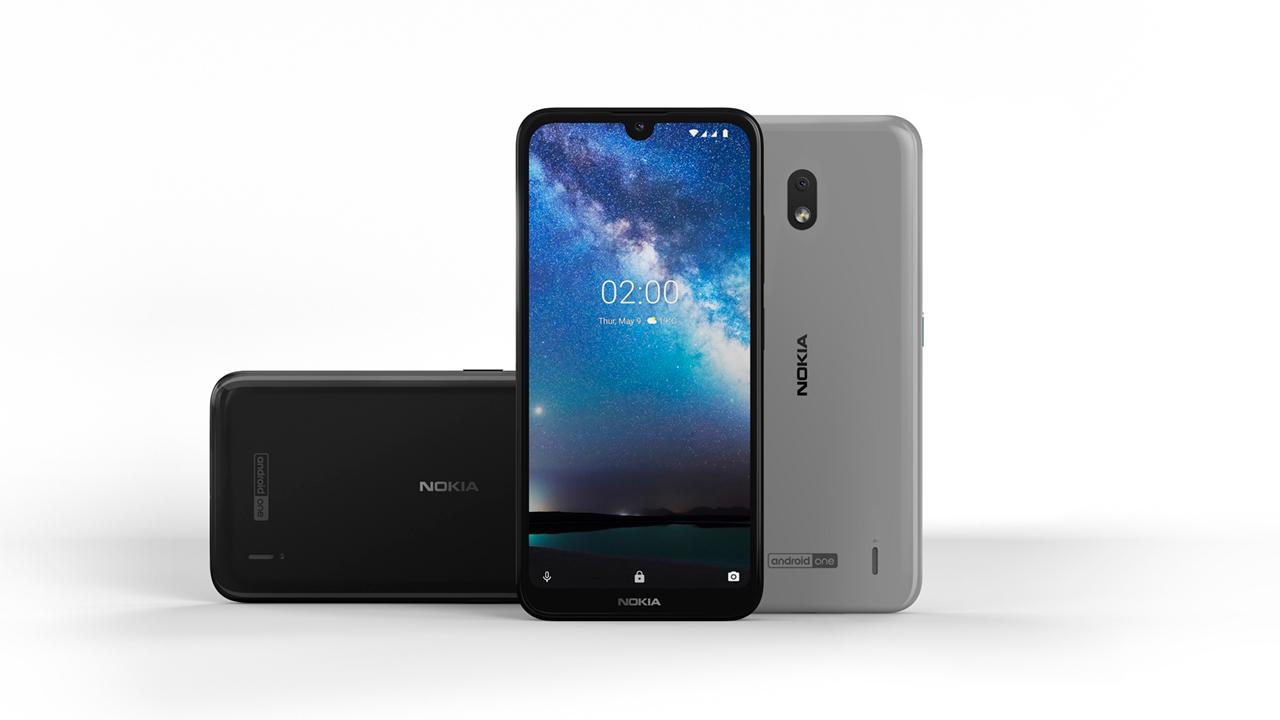 HMD Global представила один из наиболее дешевых смартфонов
