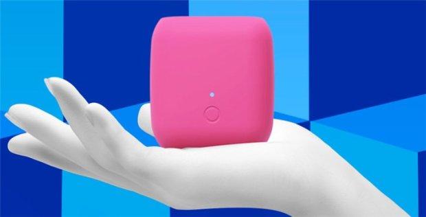 Rubik's Cube Bluetooth Speaker фото 2