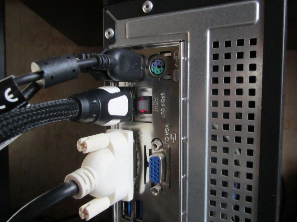 Нет звука через HDMI на телевизоре фото 1