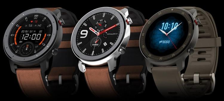 Смарт-часы Amazfit GTR фото 2