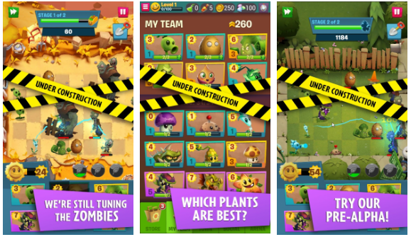 Игра Plants vs. Zombies 3 фото 3