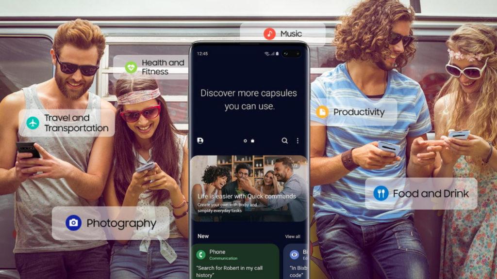 Голосовой ассистент Samsung магаизн приложений фото 2