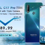 Смартфон C17 Pro