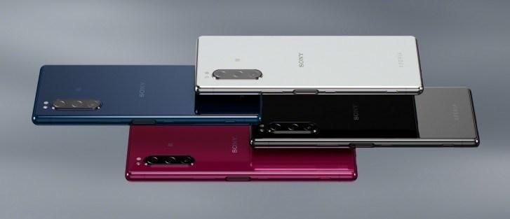 Смартфон Sony Xperia 5 фото 4