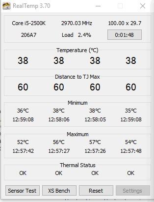 Как узнать температуру процессора в Windows 10 фото 2