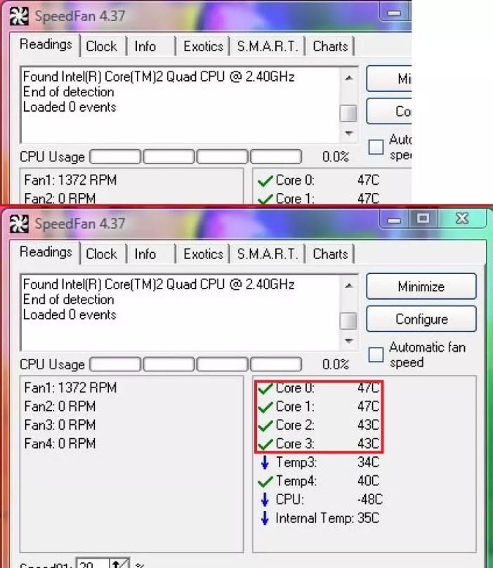 Как посмотреть температуру процессора в Windows 10 фото 3