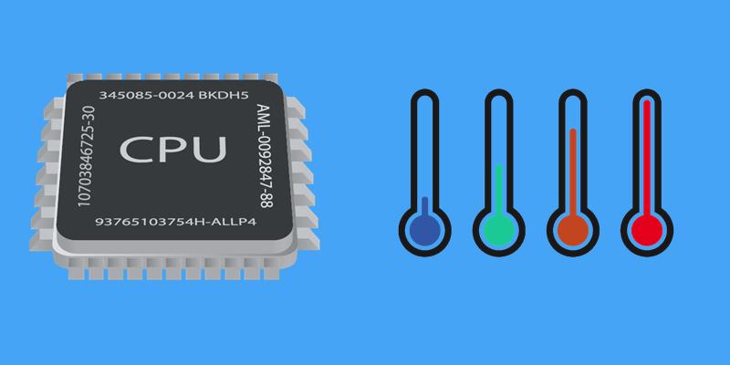 Как проверить температуру процессора в Windows 10 фото 1