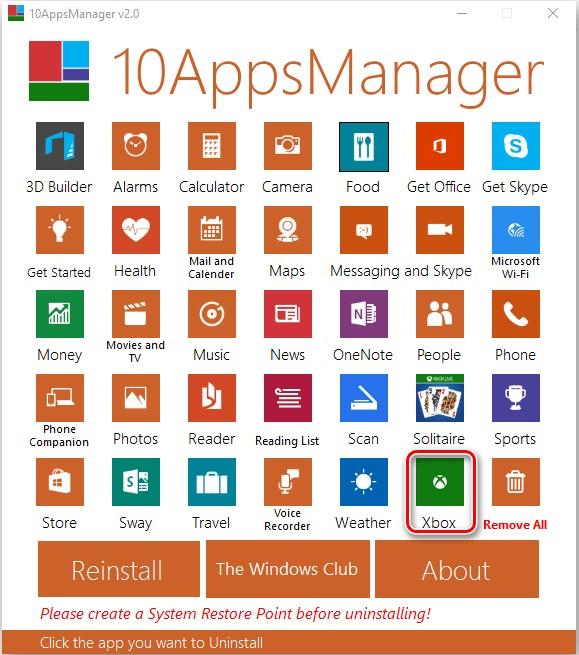 Как отключить Xbox в Windows 10 фото 3
