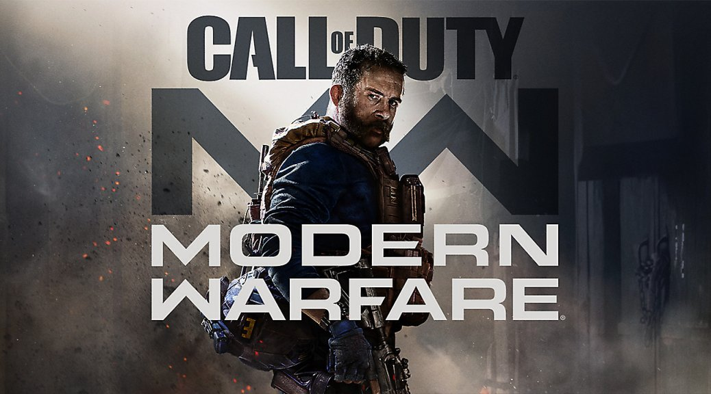 Игра Call of Duty: Modern Warfare