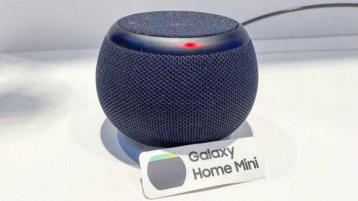 Умная колонка Galaxy Home Mini