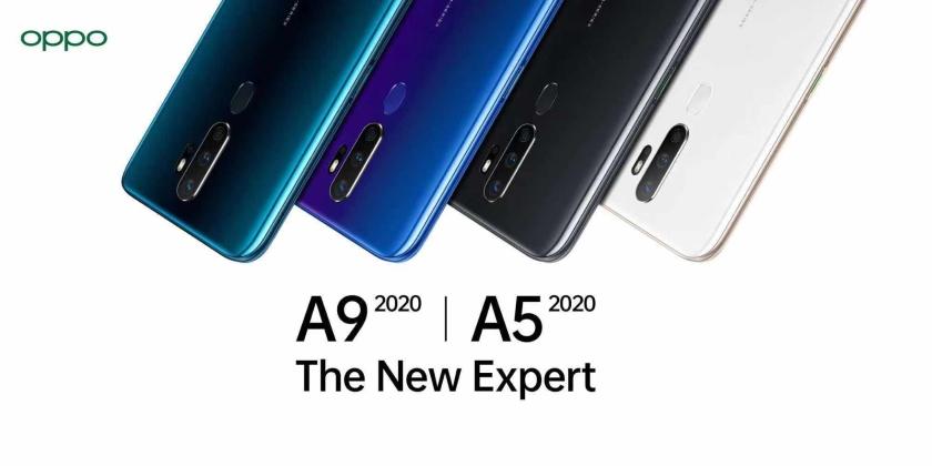 Смартфоны OPPO A5 2020 и A9 2020 фото 2