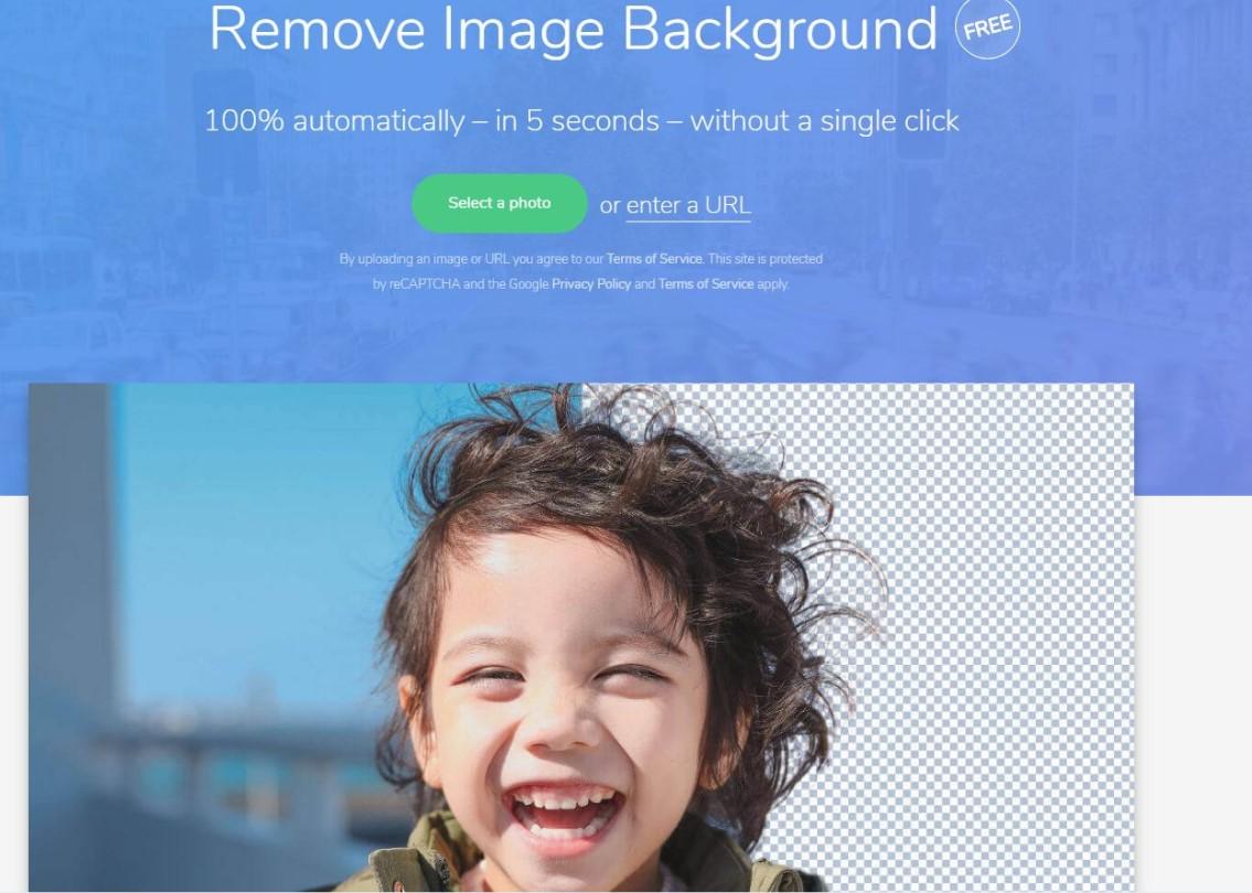 Вырезать фон с фото онлайн фото 1