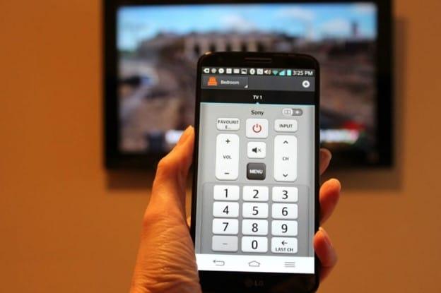 как работает универсальный пульт для телевизора