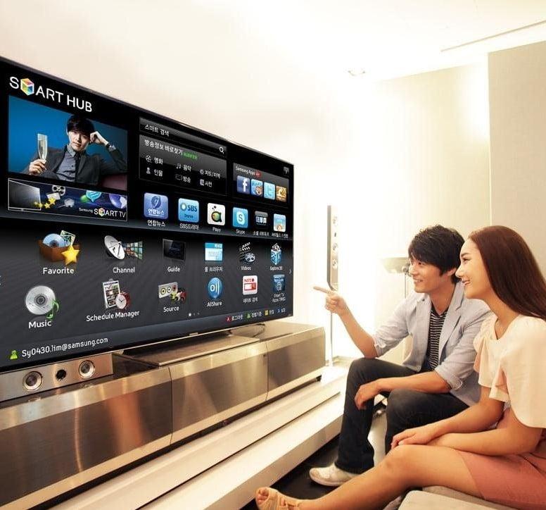 как смотреть фильмы на телевизоре через интернет