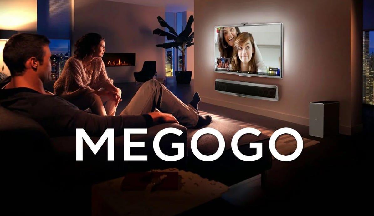 приложение Megogo для телевизора