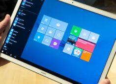 как переустановить windows 10 на планшете