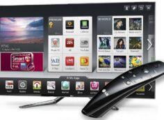 как зарегистрироваться в lg smart tv