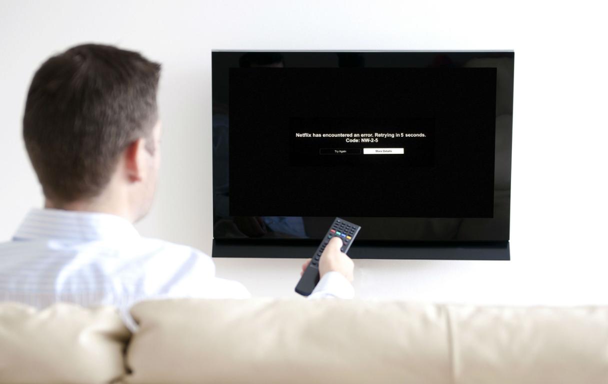 коды ошибок на телевизорах